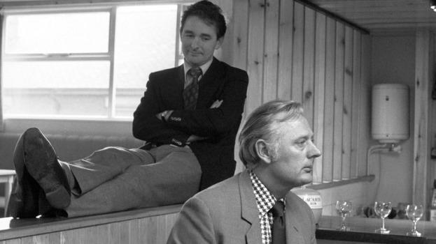 Clough y Taylor en el Derby.jpg
